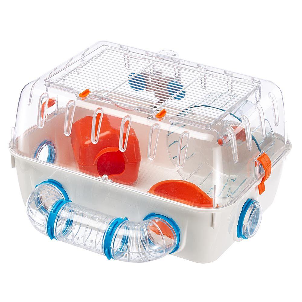 Клетка для грызунов FERPLAST COMBI 01 40,5x29,5x22,5см
