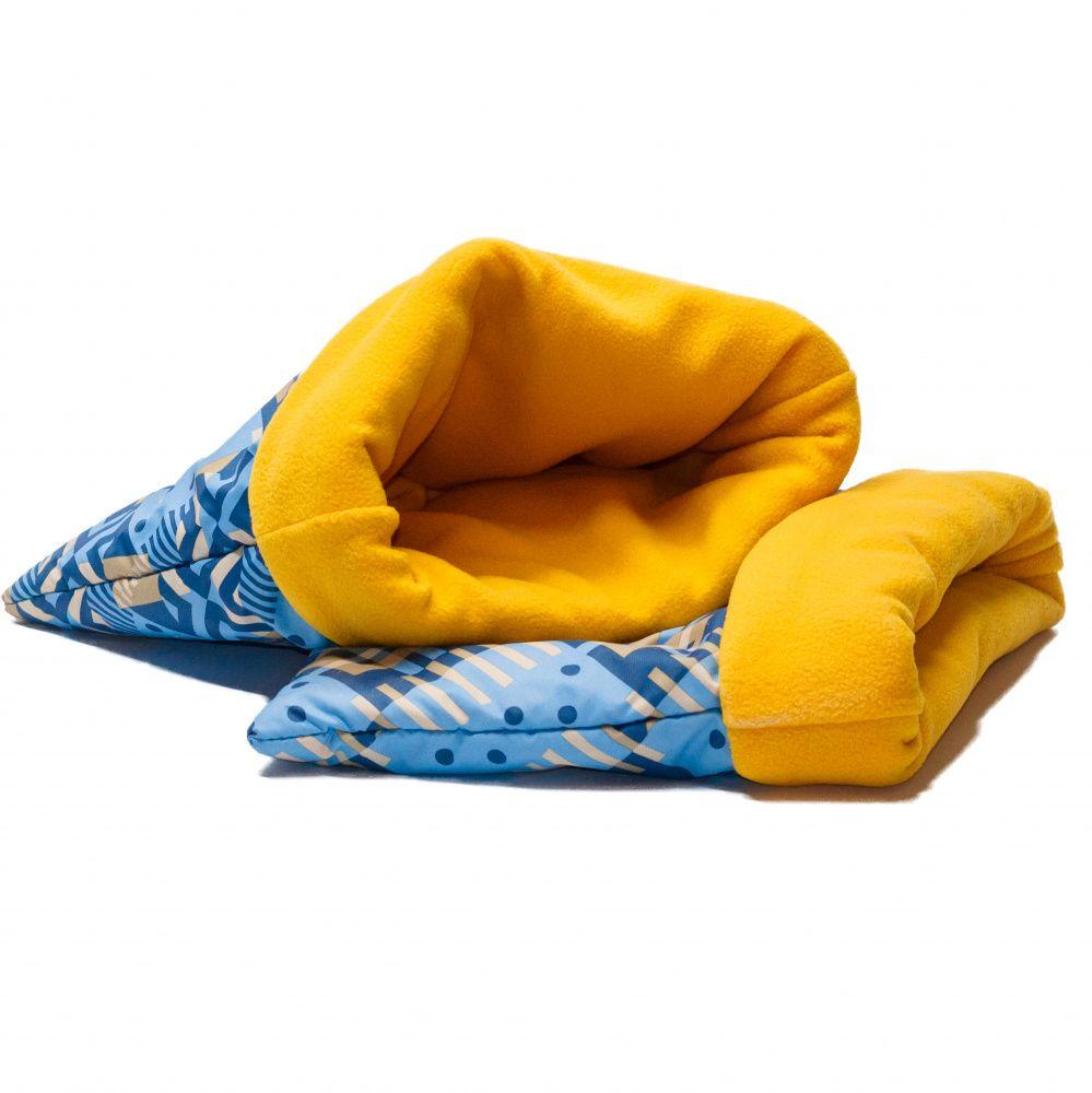 Мягкое место для грызунов DoradoWooD Мешочек для сна для морских свинок