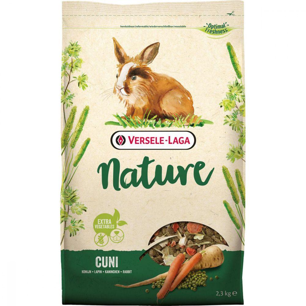 купить Корм для кроликов VERSELE-LAGA Nature Cuni 2,3кг онлайн