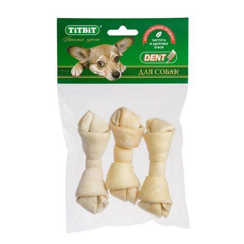 Лакомство для собак TITBIT Кость узловая № 2 (3 шт)