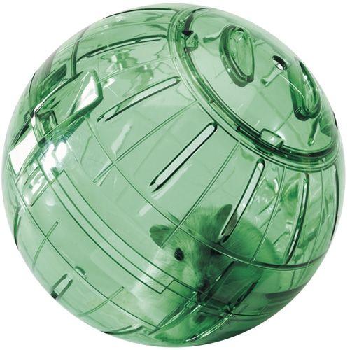 цена на Колесо-шар для грызунов SAVIC пластик 12см