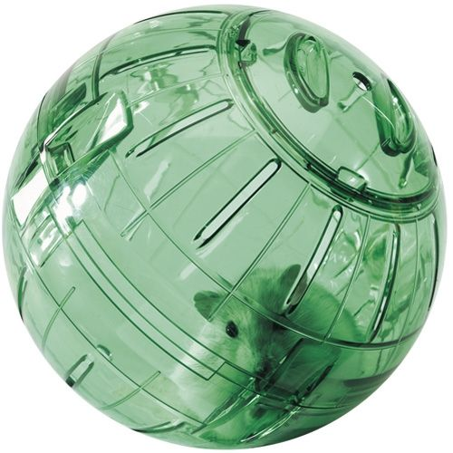 Колесо-шар для грызунов SAVIC пластик 12см