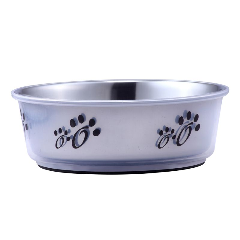 Миска для животных Foxie Fusion Bowl металлическая 400мл миска outwell collaps bowl l plum 650474