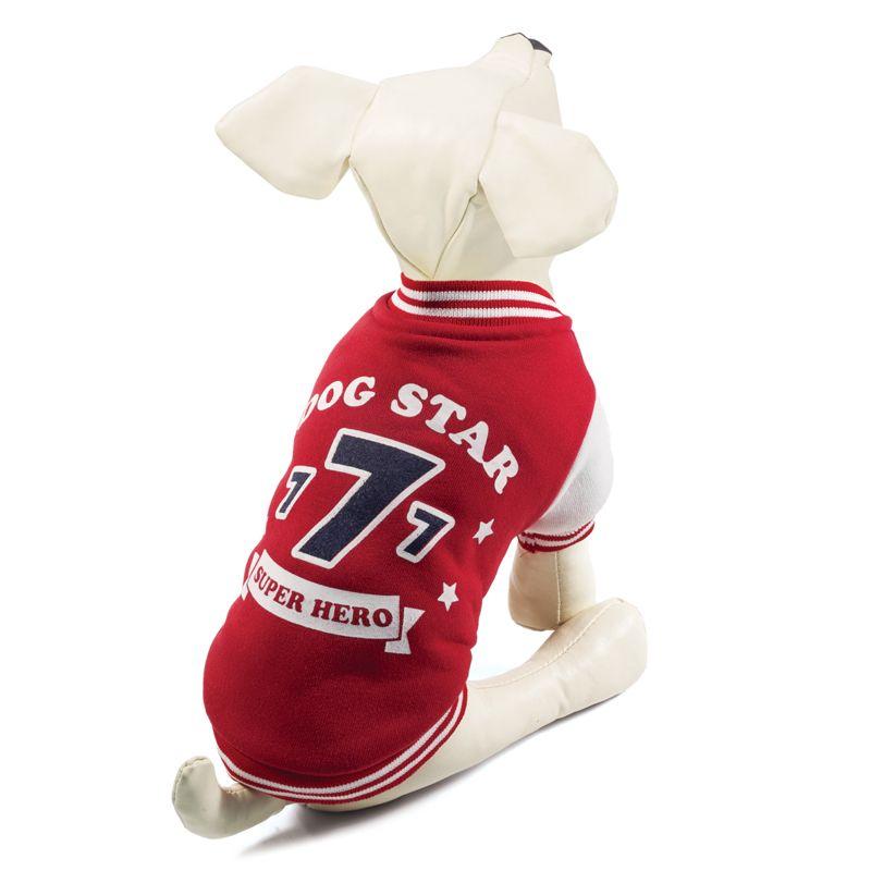 Куртка-бомбер для собак TRIOL Dog star S, размер 25см