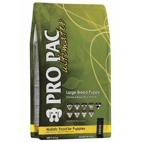 Корм для щенков PRO PAC Алтимэйт для щенков крупных пород сух. 2,5кг корм для щенков и молодых собак bosch для крупных пород сух 15кг