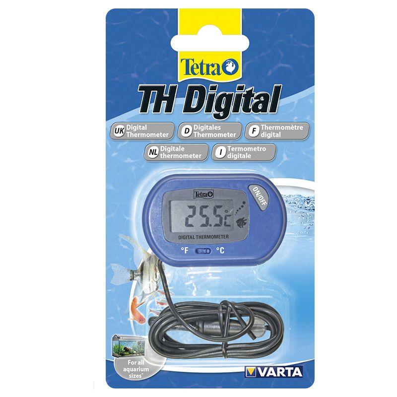 Термометр для аквариумов TETRA TH Digital Thermometer цифровой для точн. измерения температуры воды прибор для измерения температуры chinagoodgoods 2015 lcd ti 121