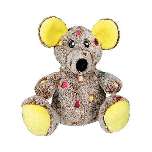 Игрушка для собак TRIXIE Мышка плюш 17см игрушка для собак trixie еж плюш 17см
