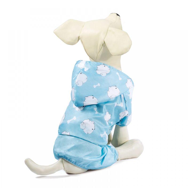 Костюм-дождевик для собак TRIOL Малыш L, размер 35см костюм для собак major тельняшка 35см