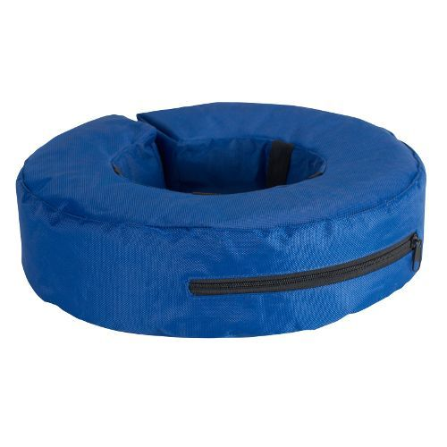 Защитный воротник для животных BUSTER KRUUSE надувной синий (XX-Large)