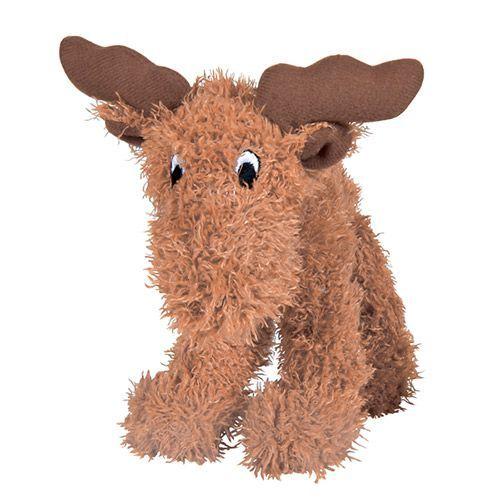 Игрушка для собак TRIXIE Лось плюш 15см игрушка для собак trixie еж плюш 17см