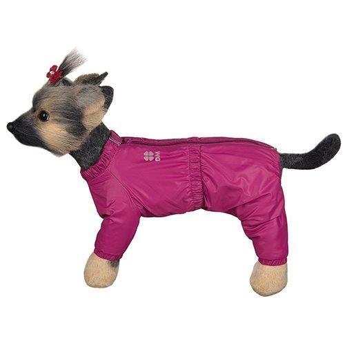 Комбинезон для собак Dogmoda Спорт девочка-2 24см комбинезон для собак dogmoda велюровый зайка 2 24см