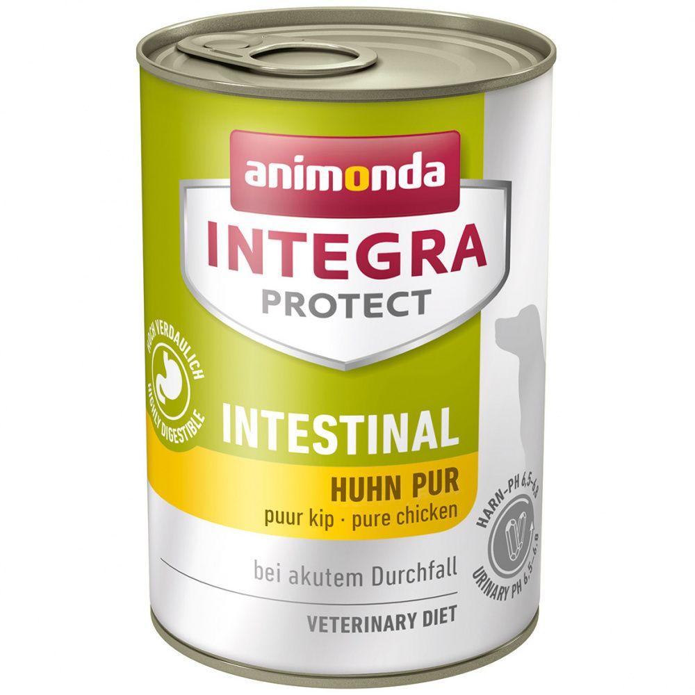 Корм для собак Animonda Integra Intestinal с курицей при нарушении пищеварения конс. 400г