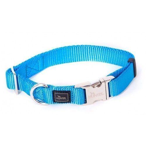 Ошейник для собак HUNTER ALU-Strong L бирюзовый нейлон 45-65см светильник donolux sa1541 sa1543 alu