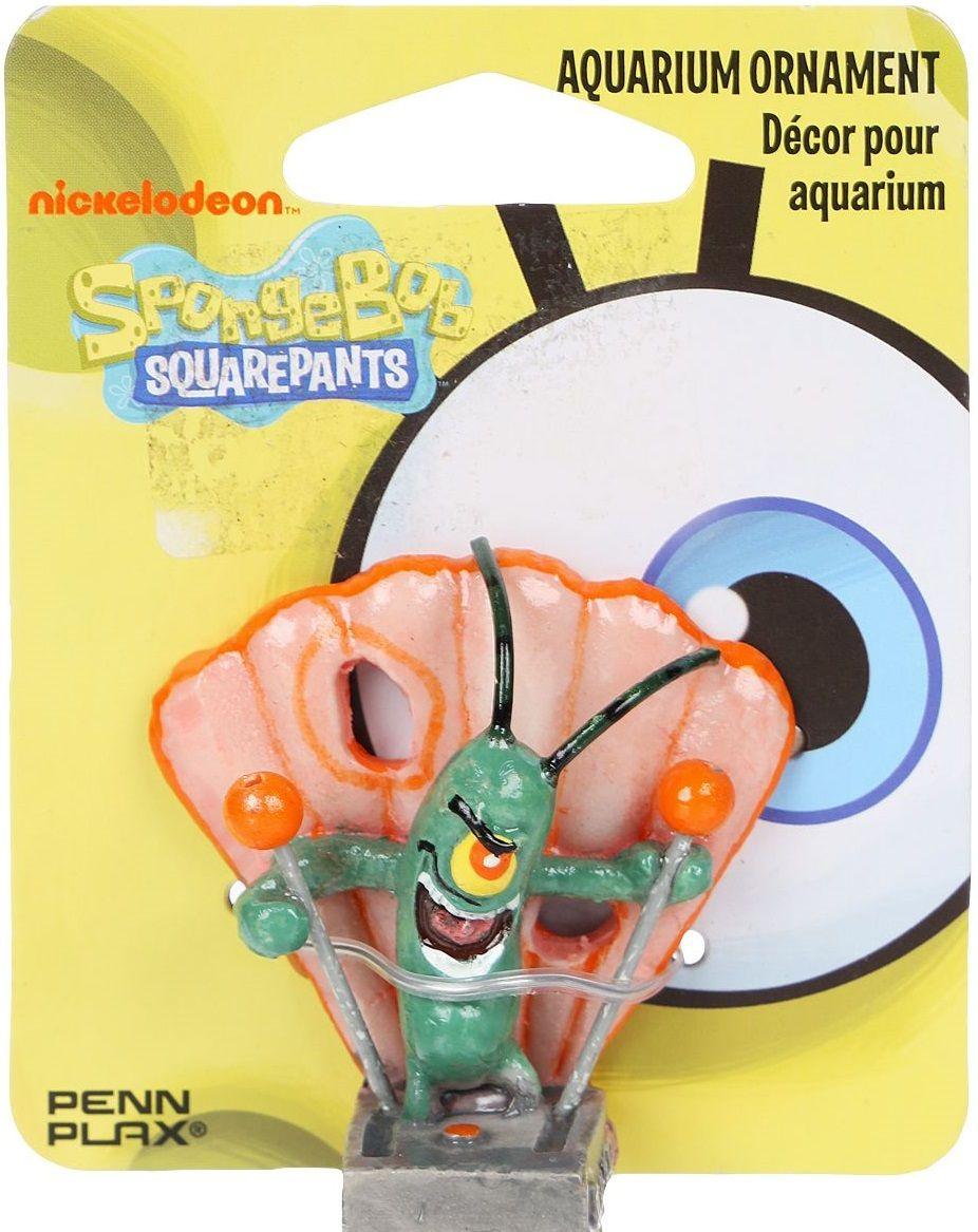 Грот для аквариумов PENN-PLAX Планктон грот для аквариумов penn plax мистер крабс 6х6х6см
