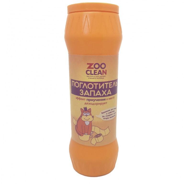 Порошок ZOOCLEAN Поглотитель Запаха эффект приучения к месту спрей для приучения к месту mr fresh для кошек 200 мл