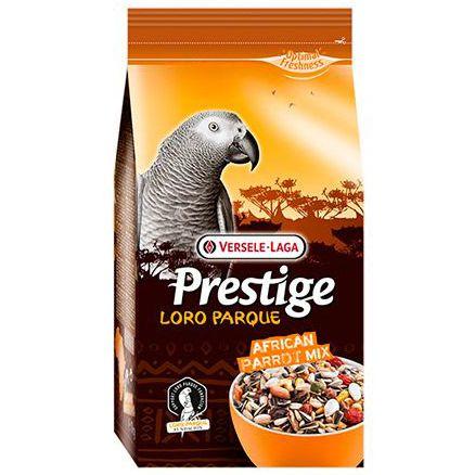 Корм для птиц VERSELE-LAGA PREMIUM AFRICAN PARROT для крупных попугаев 1кг цена