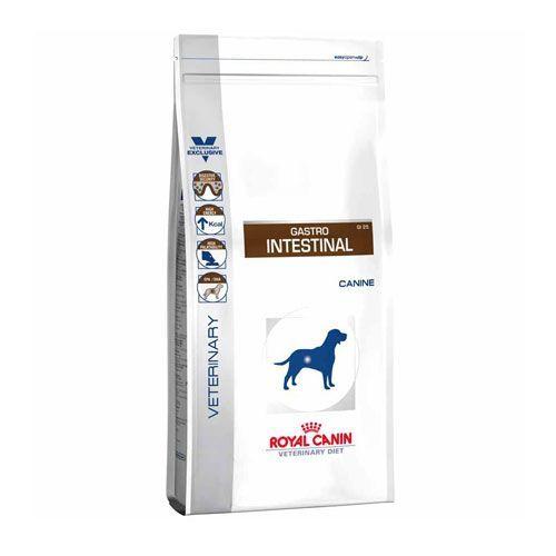 Корм для собак ROYAL CANIN Vet Diet Gastro Intestinal GI25 при нарушениях пищеварения, птица сух. 14кг