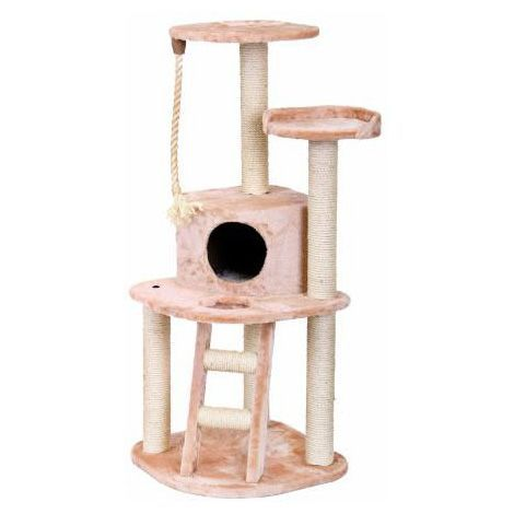 Игровая площадка для кошек FAUNA international ALMERICH FICP-113-0215 бежево-коричн,50х50х121см фото