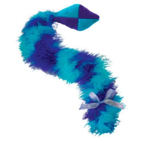 Игрушка для кошек KONG Boa Kite перьевой хвост с кошачьей мятой 34см