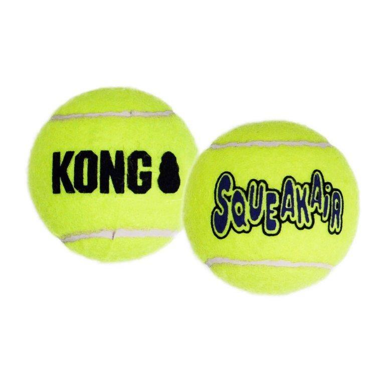 Игрушка для собак KONG Air теннисный мяч средний мяч теннисный 3 шт babolat championship 3b 501039