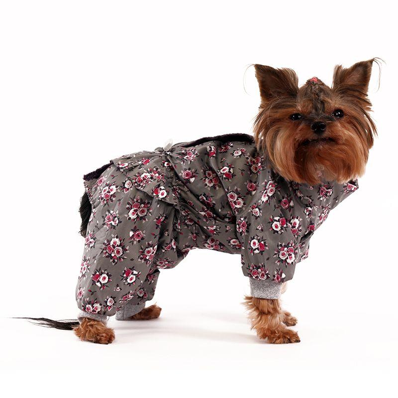 цена на Комбинезон для собак YORIKI Марфуша девочка размер L 28 см