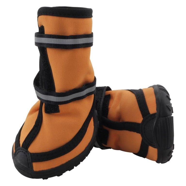 Ботинки для собак TRIOL рыжие 60х55х70мм