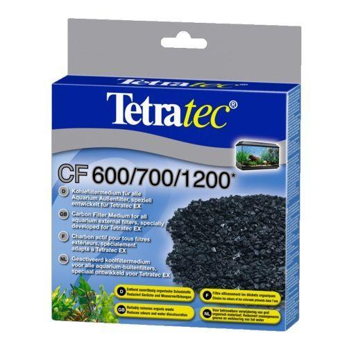 Фильтрующий материал TETRA для фильтров TETRA ТЕК ЕХ 600/700/1200 100г уголь