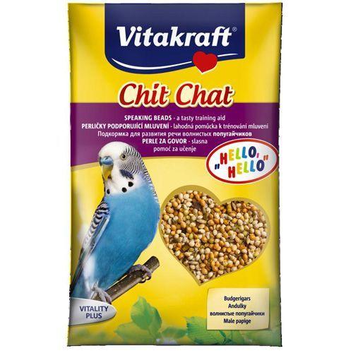 Подкормка для птиц VITAKRAFT для волнистых попугаев для развития речи 20г недорого