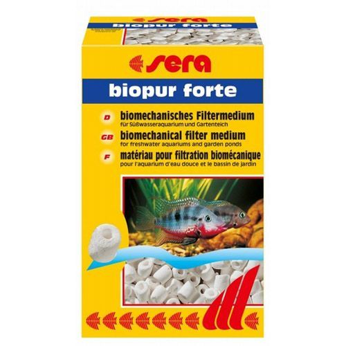 Наполнитель SERA BIOPUR FORTE биологический 0.8л