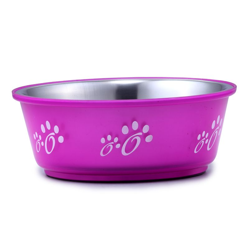 Миска для животных Foxie Fusion Bowl металлическая 200мл миска outwell collaps bowl l plum 650474