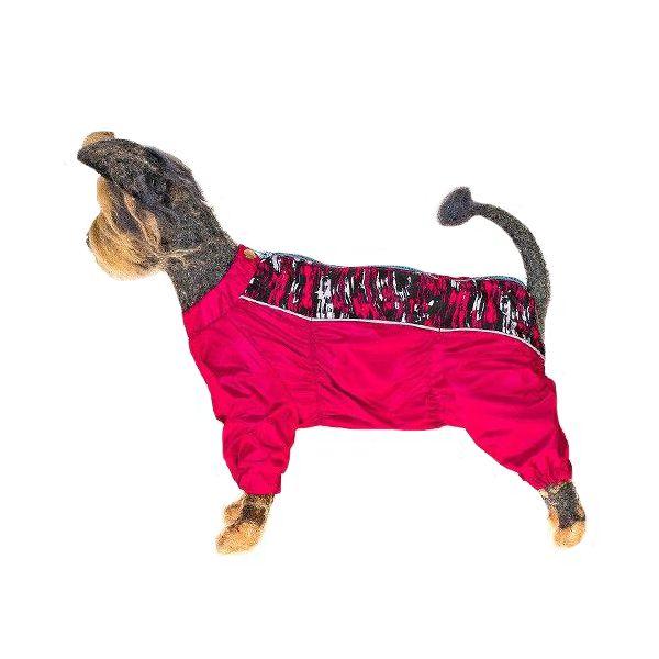 Комбинезон для собак HAPPY PUPPY Мираж девочка-3 28 лежак для собак happy puppy узоры 3 57х44х15см