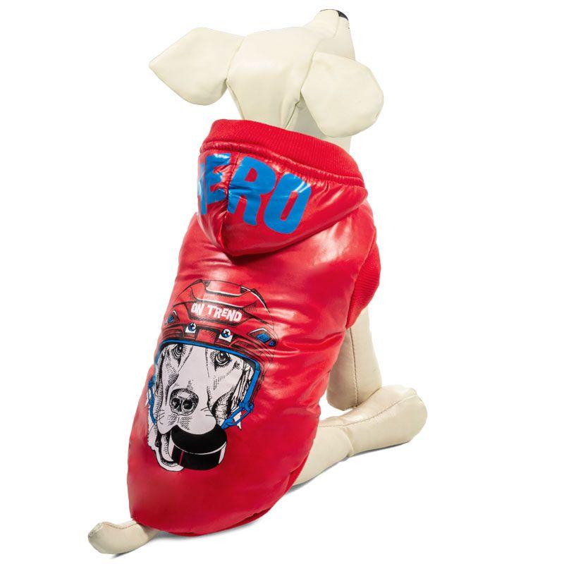 Попона для собак TRIOL утепленная Hero S, размер 25см