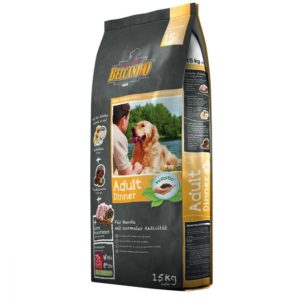 Корм для собак Belcando гипоаллергенный для собак с нормальной активностью сух. 15кг цена и фото