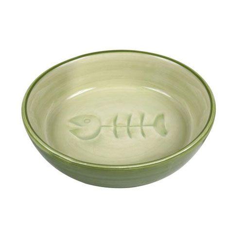 Фото - Миска для животных TRIXIE 13см керамика 200мл миска для животных из антибактериального экопластика kispis 200мл желтая