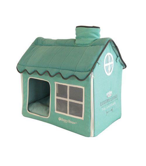 Вилла для животных Happy-House Luxsury Living M 62х42х59см