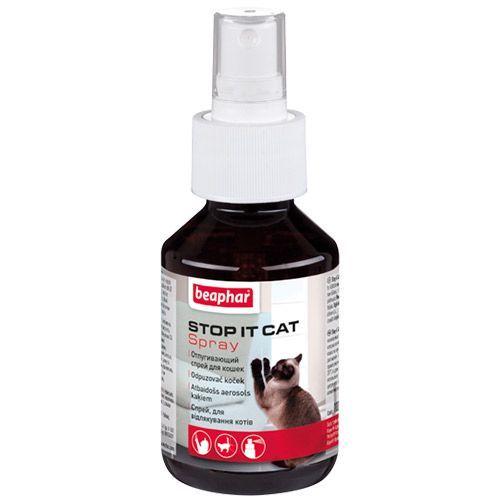 купить Спрей для кошек Beaphar Cat Fernhalte отпугивающий 100мл по цене 823 рублей