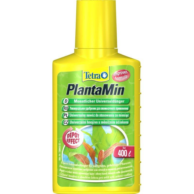 Подкормка для растений TETRA PlantaMin 100мл