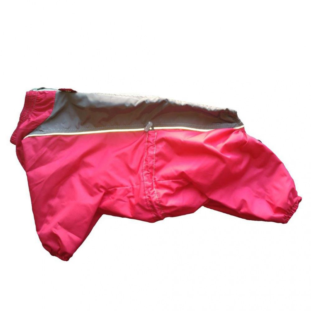 Комбинезон-плащ для собак ДОГ МАСТЕР СПОРТ унисекс размер L 28 см свитер для собак дог мастер поло размер l 28 см