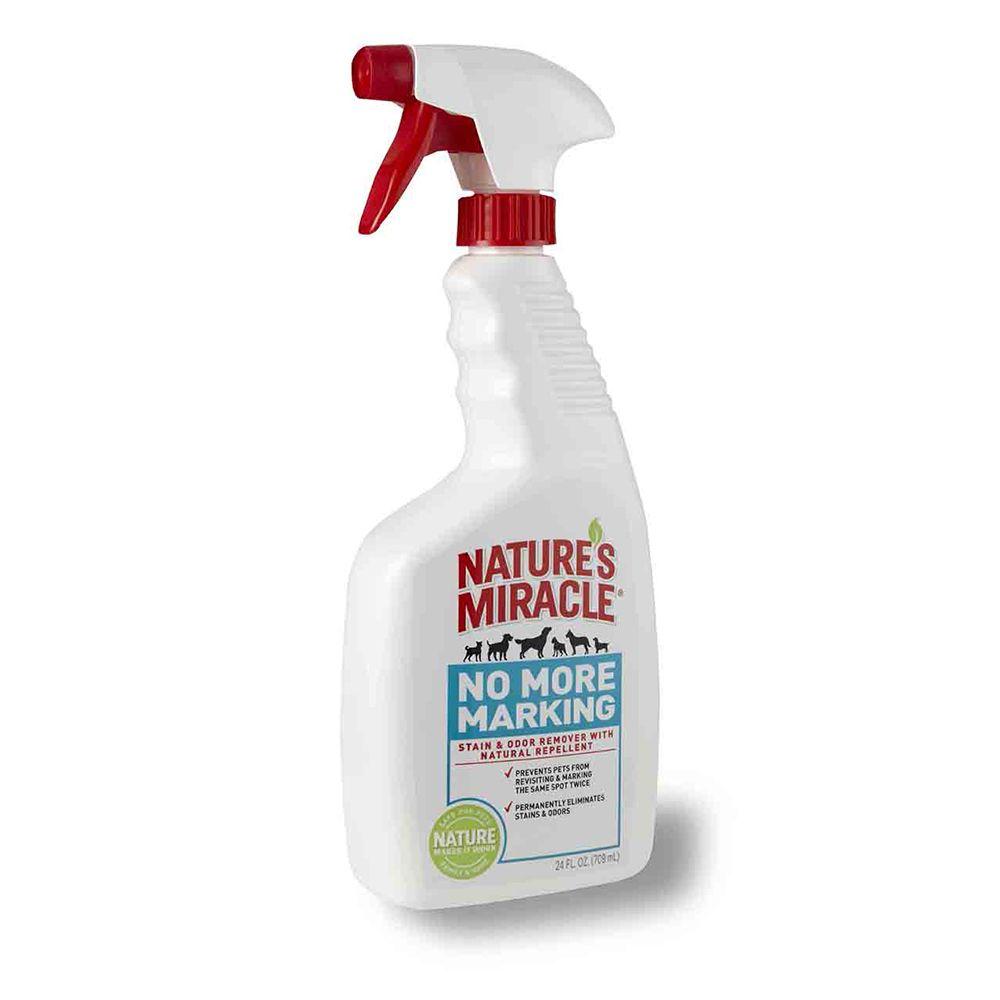 Спрей NATURES MIRACLE No More Marking Уничтожитель запахов и пятен против повторных меток 709мл