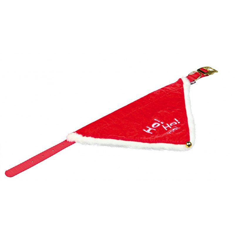 Рождественский ошейник для собак TRIXIE с галстучком Necki, M: 37–47 см/20 мм