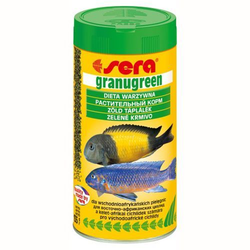 Корм для рыб SERA ГРАНУГРИН, 250 мл