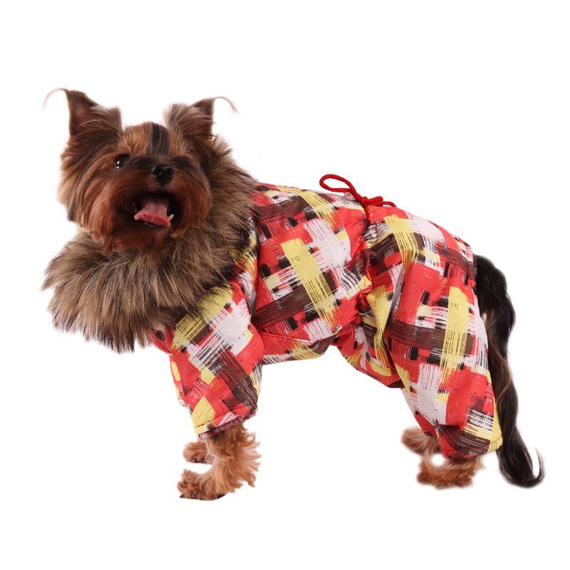 Комбинезон для собак YORIKI Марго дев. L 28 см