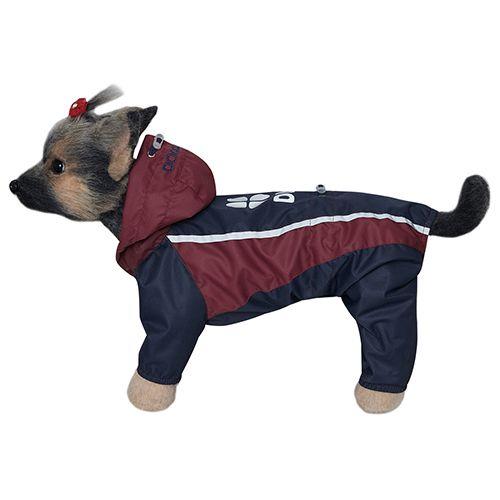 Комбинезон для собак Dogmoda Энерджи (бордо)-3 28см геримакс энерджи 60 таблетки