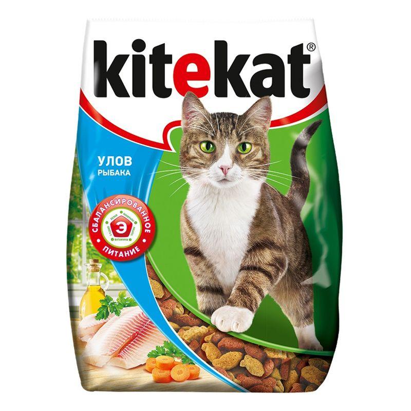 Фото - Корм для кошек Kitekat Улов рыбака сух. 1,9кг энквист пер улов визит лейб медика