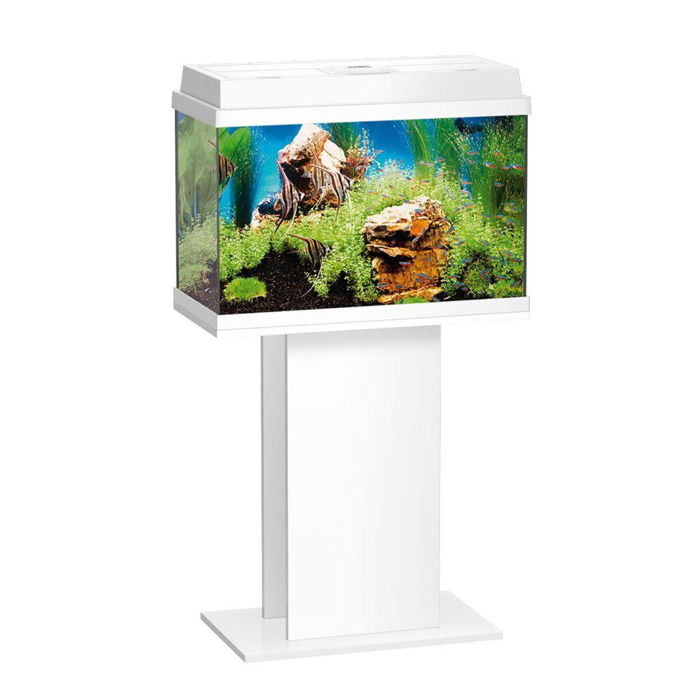 Подставка под аквариум JUWEL Primo 60/70, Rekord 600/700, Korall белая (White) 60x31x62см без двери