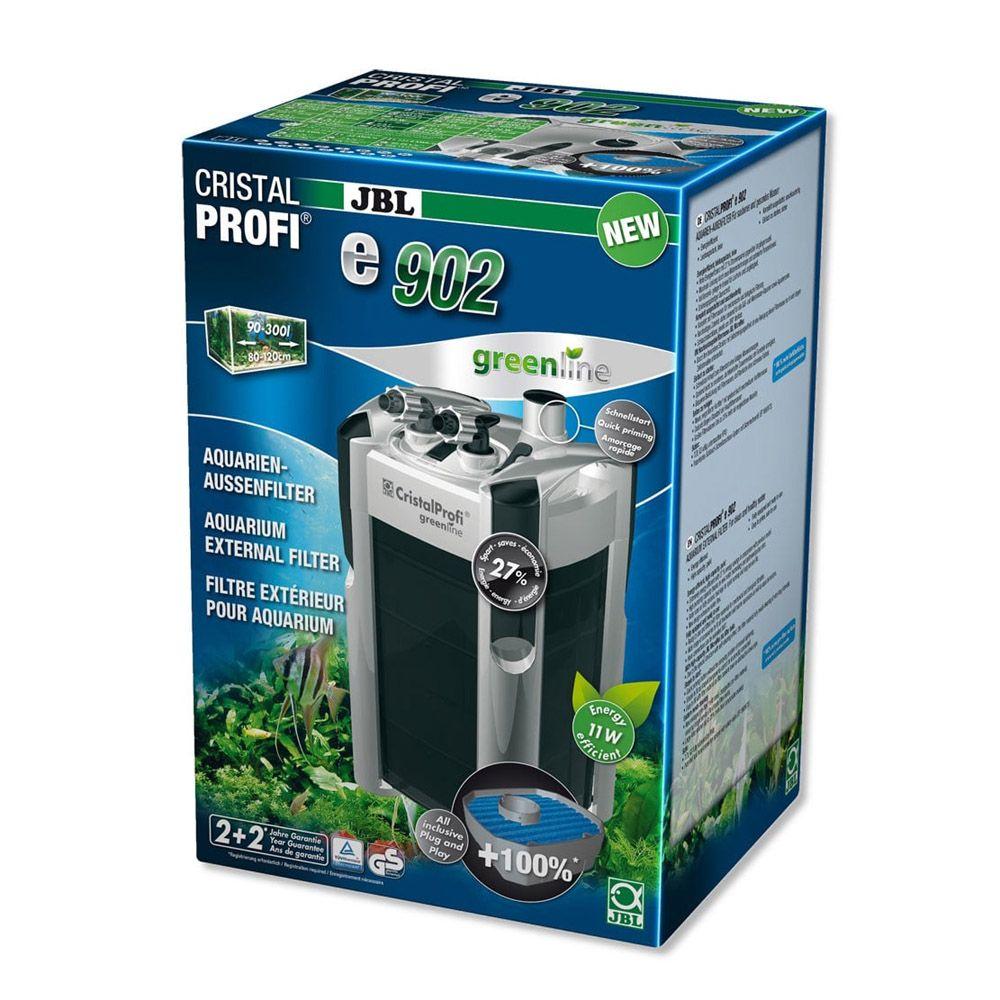 купить Фильтр JBL CristalProfi e902 greenline Эконом. внешний фильтр для аквариумов от 90 до 300л