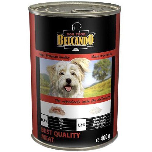 Корм для собак Belcando Отборное мясо конс. 400г цена и фото