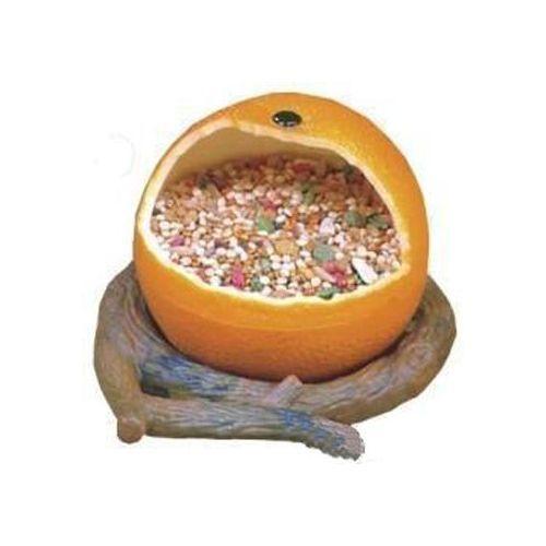 Кормушка для птиц и грызунов PENN-PLAX Апельсин внутренняя напольная