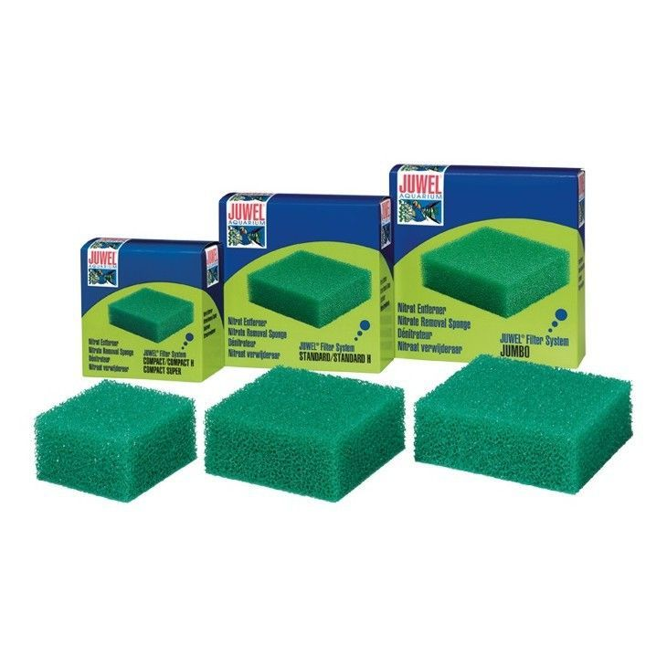 Фильтрующий материал JUWEL для фильтра КОМПАКТ борьба с водорослями