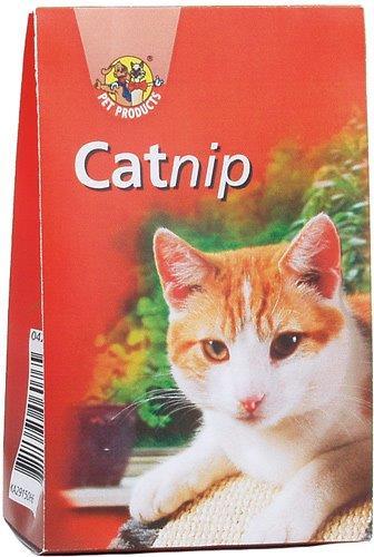 Кошачья мята Beeztees в коробке 20г залаин 2% крем 20г